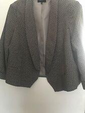 ladies jackets size 20 Small Fiitting