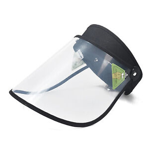 Face Shield for Men and Women; Lightweight Durable PPE with Adjustable Headband