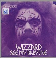 "7"" Wizard See My Baby Jive / Bend Over Beethoven  70`s Harvest (Garagenmusik)"