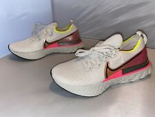Nike React Infinity Run Platinum Flyknit women's size 9