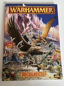 Warhammer Fantasy Regelbuch 5.Edition Regeln Codex Armeebuch Sigmar Kampagne