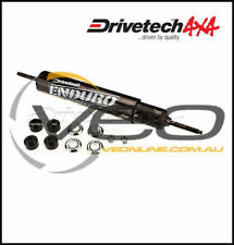 DRIVETECH 4X4 STEERING DAMPER FITS LAND ROVER DISCOVERY I 3.5L V8 1/91-12/93