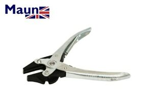 Pliers Flat Nose Parallel Action with Wire Cutter