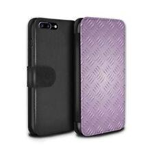Étuis, housses et coques roses iPhone 7 en métal pour téléphone mobile et assistant personnel (PDA)