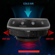 RGB LED CPU Cooler Fan Heatsink For Intel LGA1155 /775/AMD4/AM3+ lz AM2+/FM D6J3