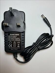 12V MAINS ROLAND ACO-240 PSU PART AC-DC Switching Adapter CHARGER PLUG