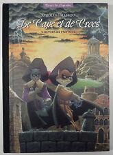 De cape et de crocs Revers de fortune Ayrolles Masbou Tirage limité  Ex-libris