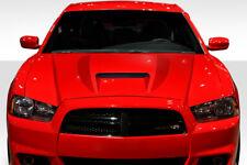 11-14 Dodge Charger SRT Duraflex Body Kit- Hood!!! 112653