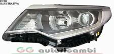 Scheinwerfer Für Kia Optima 16> H7/HB3 Mit LED Links