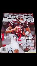 10/2014 Dak PRESCOTT 1st Cover SPORTS ILLUSTRATED NO LABEL Newsstand COWBOYS