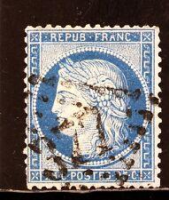 FRANCE  N° 60 GC 377 BEAUJEU, RHÔNE, chiffres bien lisibles, sans défaut caché