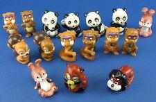 Tao Tao und seine Freunde - Komplettsatz + Varianten - 16x Figuren - Ü-Ei