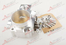 70MM Mitsubishi Lancer Evolution EVO 7 8 4G63 Turbo S90 Throttle Body Aluminum