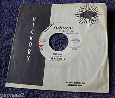 The Newbeats 1966 Hickory 45rpm Bird Dog b/w Evil Eva  Northern Soul