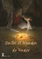 Livre contes et légendes de Vendée collectif book
