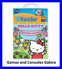 NEW!!! Vtech Storio Learning E-Book - Hello Kitty