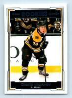 2017-18 O-Pee-Chee Glossy Rookies Gold Charlie McAvoy RC #R-4