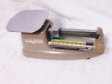Vintage 1980s 80s PITNEY BOWES Mechanical Postal Scale 16 Ounce Beam Balance USA
