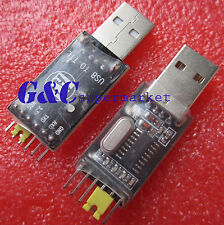 2PCS USB To RS232 TTL CH340G Converter Module Adapter replace Pl2303 CP2102 M71