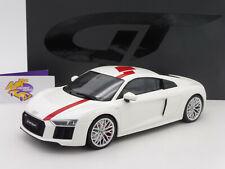 "GT Spirit GT247 # AUDI R8 RWS TBC V10 in "" weiß-rot "" 1:18 Lim. Ed. 999 pcs. !!"