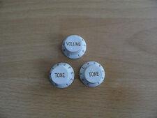 Juego de botones de volúmen y tono para Fender.