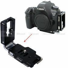 Vertical Quick Release Plate f Ball Head Canon EOS 500D 450D Camera Battery Grip