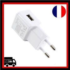 USB Chargeur Adaptateur Secteur EU Mural Voyage Prise Pr iPhone 6s 6 5 Téléphone