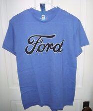 Ford Blue Mens Tee T Shirt Medium