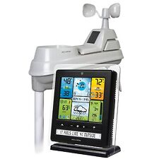 AcuRite Pro Weather Station PC Connect 5-in-1 WeatherSensor Monitoring App 02064