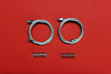 Mercedes-Benz W124 Clase E Elevalunas Juego de Reparación Cable TRASERO i / R