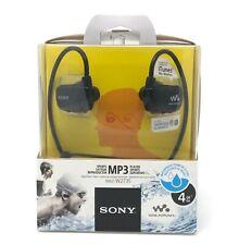 Sony NWZ-W273S 4GB Impermeabile Walkman Sport Nuoto MP3 Player (nero) NUOVE