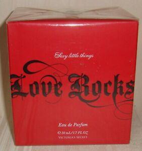 Victoria Secret Sexy Little Things LOVE ROCKS Eau de Parfum 1.7oz NEW & Sealed