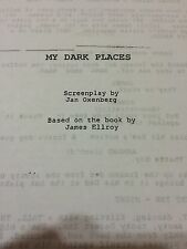 My Dark Places unfilmed screenplay James Ellroy David Duchovny