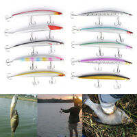 18cm/26g Minnow Fishing Lure Wobbler Fishing Lure Crankbait Hard Artificial*Bait
