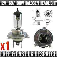 12V 160/100W H4 P43t Rally Sport Halogen Headlight Ring R590