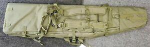 """Elite Tactical Gun Bag Drag bag Gun Slip Rifle Mat 53"""" (135cm) Long Sniper bag"""