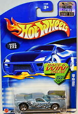 HOT WHEELS 2002 FORD GT-40 #222 FACTORY SEALED