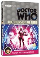Nuovo Doctor Who - The Invasione Di Time DVD