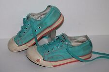 KEEN Coronado Casual Sneakers, #9623, Lt Turq/Pink, Youth US Size 2 Y
