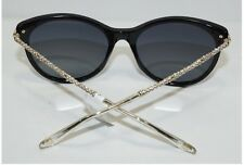 GUCCI Sunglasses GG 3771/N/S ANWHD Black Gold Crystal Bamboo GG3771NS Gradient