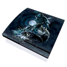 Skin Kit for PS3 SLIM Console ~ HOWLING ~ Decal Sticker