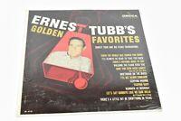 Ernest Tubb And His Texas Troubadours - Ernest Tubb's Golden Favorites, VINYL LP