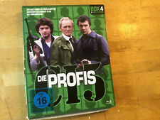 Die Profis - Box 4 [5 Blu Ray] Gordon Jackson Lewis Collins Martin Shaw CI5