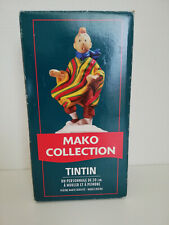 Mako Tintin Collection moulage figurine 20 cm