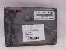ECU ECM COMPUTER Lacrosse Regal CTS SRX Camaro Captiva 10-13 12642569 956844