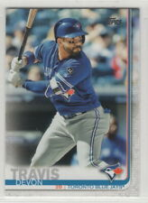 2019 Topps Baseball Toronto Blue Jays Team Set Series 1 and 2