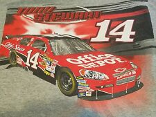 Nascar Winner's Circle Old Spice Tony Stewart #14 Graphic T-Shirt (XL)