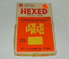 1972 Kohner Bros Hexed Puzzle Game