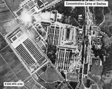Photo. March 1994. Sky View Dachau Concentration Camp