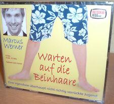 MARCUS WERNER  -  Warten auf Beinhaare, 4 CD's (2008)